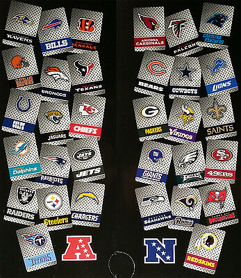 $5.99 • Buy NFL Diamond-Plate Playing Cards (1 Deck - Select Your Team)