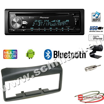 Cable AUXILIAIRE MP3 Jack 3.5 iPhone Android autoradio Citroen Peugeot NEUF GZ