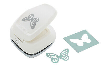 $15.99 • Buy Butterfly Shape Silhouette Craft Lever Punch For Scrapbooking Cards Paper Arts