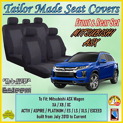 AU147.94 • Buy Tailor Made Seat Covers For Mitsubishi ASX: All Models From 07/2010 To Current