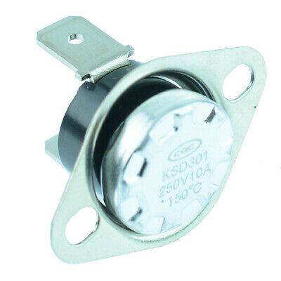 Thermostat Temperature Thermal Switch NC / NO 50°C To 150°C • 2.25£