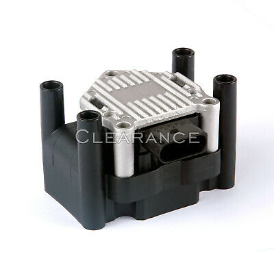 $23.73 • Buy Ignition Coil Pack For 98-01 Volkswagen Beetle Golf Jetta L4 2.0 UF277 032905106
