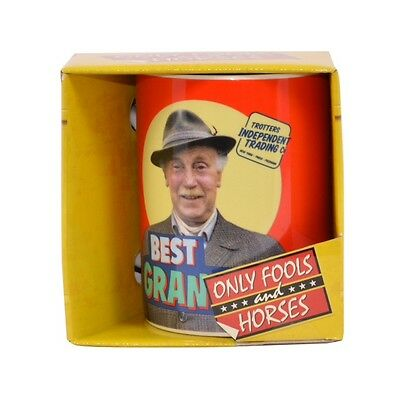 £7.99 • Buy Only Fools And Horses Best Grandad Official Mug In Gift Box