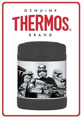 AU25.85 • Buy ❤ THERMOS Star Wars FOOD CONTAINER 290ml Jar Insulated Starwars STORMTROOPER ❤