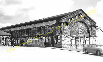 Buxton Railway Station Photo. Millers Dale And Peak Forest Lines. Midland (9) • 3.50£