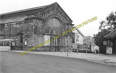 Buxton Railway Station Photo. Millers Dale And Peak Forest Lines. Midland (4) • 3.50£