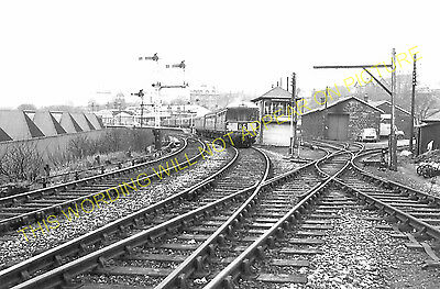 Buxton Railway Station Photo. Millers Dale And Peak Forest Lines. Midland (8) • 3.50£