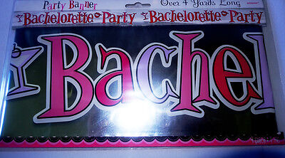 AU3 • Buy Bachelorette Hens Night Banner Bridal Shower Party Decorations Bride To Be