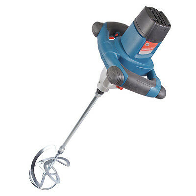Silverline Silverstorm 1220w Plaster Mixer 140mm 240v Mixing Paddle • 95.06£