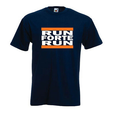 Matt Forte Chicago Bears  Run Forte Run  Jersey T-shirt S-XXXXXL • 9.28£
