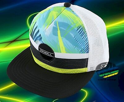 $22.95 • Buy New O'Neill Men's Stellar Bright Trucker Snapback Cap Hat