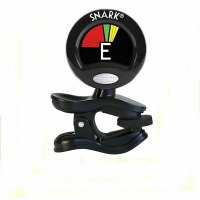 $ CDN31.07 • Buy Snark SN-5X Clip On Tuner Acoustic Electric Guitar Bass Uke Banjo New Fast Model
