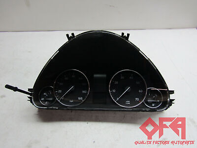 $58.80 • Buy 05 Mercedes C230 Kompressor W203 Speedometer Instrument Cluster 2035400948