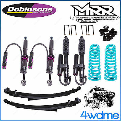 AU2180.85 • Buy Fits Toyota Hilux KUN26 N70 4WD Dobinsons MRR Adjustable Complete Lift Kit 2 -3
