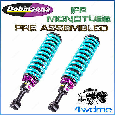 AU845.50 • Buy Fits Toyota Hilux KUN26 N70 Dobinsons IFP Adjustable Front ASSEMBLED 2  3  LIFT