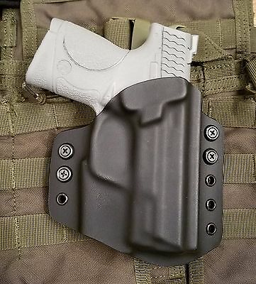 $35 • Buy Kydex Holster For: Smith & Wesson M&P Compact, 9c / 40c, Kydex, OWB