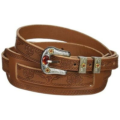 $ CDN44.60 • Buy Gretsch Tooled Leather Vintage Syle Big Body Adjustable Guitar Strap Russet