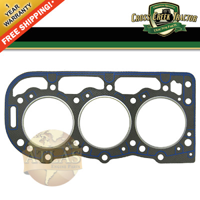 $15.95 • Buy E0NN6051AA NEW Ford Tractor Cylinder Head Gasket 4000, 4600, 445, 531