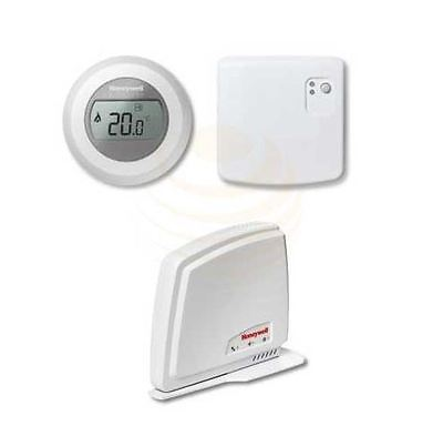 Honeywell Single Zone Thermostat Connect Pack Y87RF2024PK ** Free Carriage** • 166.98£