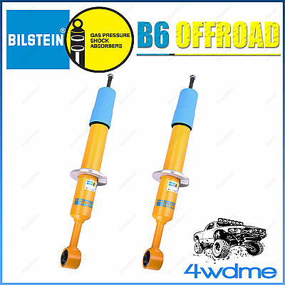 AU520 • Buy For Toyota Hilux KUN26 N70 4WD Ute Bilstein B6 Offroad Front Shocks 2  50mm Lift