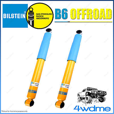 AU475 • Buy Fits Toyota Hilux KUN26 N70 4WD Ute Bilstein B6 Offroad Rear Shocks 2  50mm Lift
