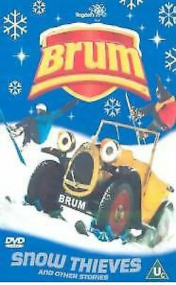 £24.99 • Buy BRUM SNOW THIEVES AND OTHER STORIES DVD Brand New Sealed Original UK Release