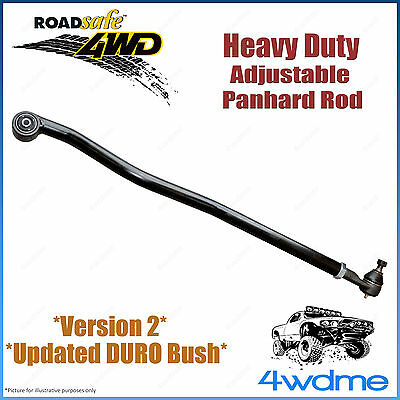 AU211.50 • Buy Jeep Cherokee XJ Grand ZJ Wrangler TJ 4WD Roadsafe Adjustable Front Panhard Rod