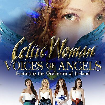 £16.99 • Buy Celtic Woman Voices Of Angels CD (Limited Edition Bonus Tracks) 18 New Tracks