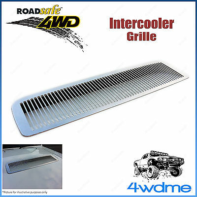 AU171 • Buy For Toyota Landcruiser VDJ76 VDJ78 VDJ79 Roadsafe Precision Intercooler Grille
