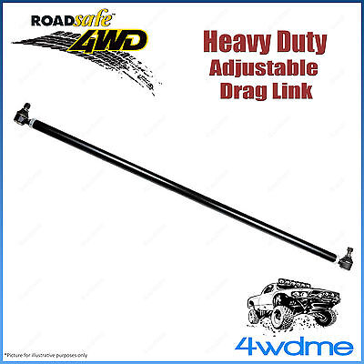 AU315 • Buy Jeep Cherokee XJ Grand ZJ Wrangler TJ 4WD Roadsafe Adjustable Front Drag Link