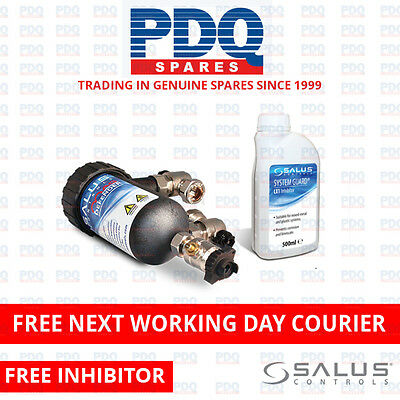 £49.99 • Buy Salus MD22A Mag Defender 22mm Magnetic Filter For Use On Central Heating - NEW