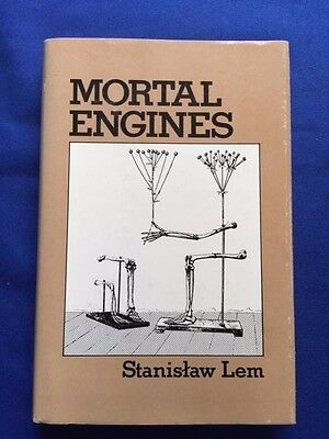 mortal engines - first american edition- review copy by stanislaw lem •  150 00$