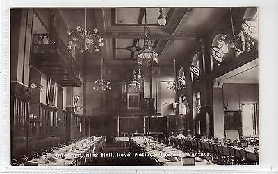 DINING HALL, ROYAL NATIONAL HOSPITAL, VENTNOR: Isle Of Wight Postcard (C9311) • 8£