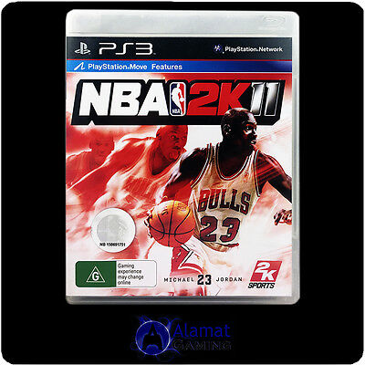 AU8.91 • Buy NBA 2K11 Playstation 3 (PS3) VGC - Fast Free Post