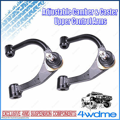 AU825 • Buy Fits Toyota Hilux KUN26 Adjustable Upper Control Arms Camber Caster Correction