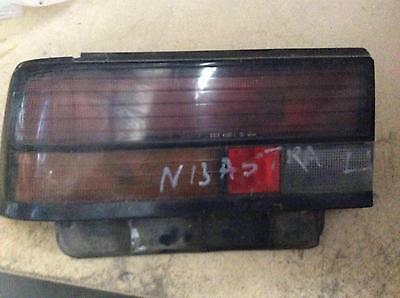 AU88 • Buy Nissan Pulsar N13 GL Tail Light Left 1987