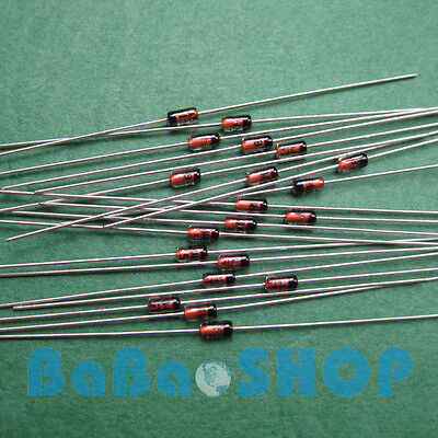 $ CDN2.65 • Buy 100pcs ~5000pcs 1N4148 Brand New IN4148 4148 Silicon Switching Diode DO-35