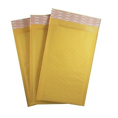 $ CDN40.26 • Buy #00 5  X 9  KRAFT BUBBLE MAILERS SELF SEAL PADDED SHIPPING ENVELOPES - Qty 100