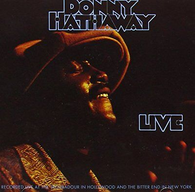 Donny Hathaway - Live [CD] • 7.88£