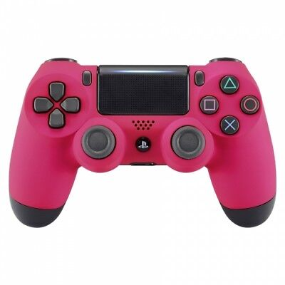 AU100.52 • Buy New Sony Playstation Dualshock PS4 Wireless Controller Custom Soft Touch Pink