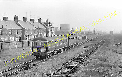 Hunstanton Railway Station Photo. Heacham, Snettisham And Kings Lynn Line. (46) • 3.50£
