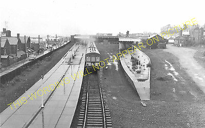 Hunstanton Railway Station Photo. Heacham, Snettisham And Kings Lynn Line. (50) • 3.50£