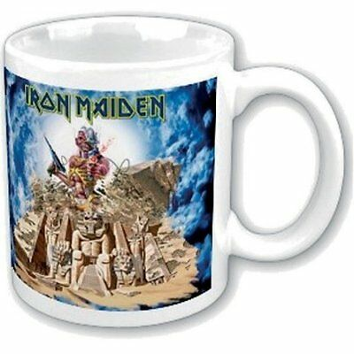 Iron Maiden Somewhere Back In Time Mug Boxed Coffee Gift Mug Official Merchandis • 8.95£