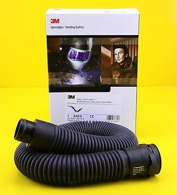 AU90 • Buy 3M Speedglas - 834017 QRS Rubber Breathing Tube For Adflo Respirator 9100 Series