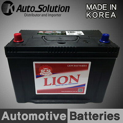 AU215 • Buy BATTERY SMF N70ZZ CCA760 Fits Hyundai IX35 Diesel, IMAX, ILoad,SSANGYONG  Musso