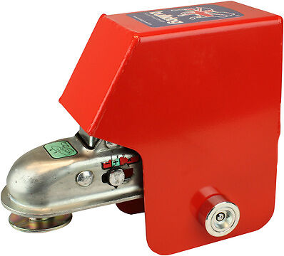 £126.92 • Buy Bulldog P6E/2  Trailer Hitch Lock   Official UK Stockist With  5yr Guarantee