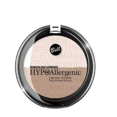 Bell Hypoallergenic Bronze Powder Multifunctional For All Skin Types 01 • 5.99£