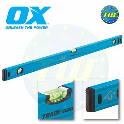 OX Tools Trade Spirit Level 900mm 3Ft 36in 90cm 3 Vial Milled Levels T500209 • 23.80£