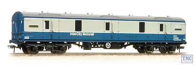 39-274 Bachmann OO Gauge BR Mk1 GUV InterCity Motorail Blue & Grey • 26.10£