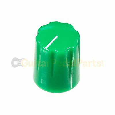 $ CDN11.03 • Buy 10x Green Small Pointer Knobs For Guitar Pedals